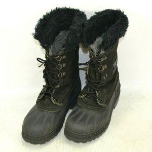 Sorel Winter Snow Waterproof Boots Kids Size 2